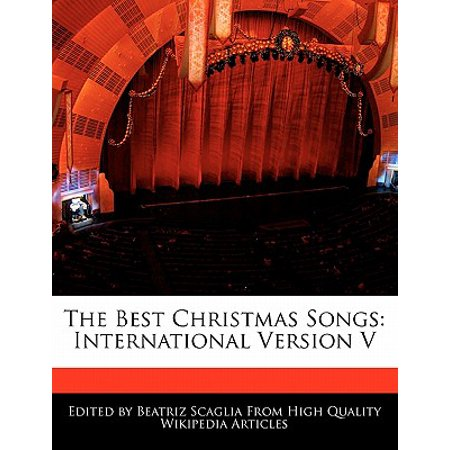 The Best Christmas Songs: International Version V (This Christmas Best Version)