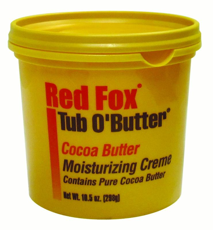 Red Fox Cocoa Butter Moisturizing Creme, 10.5 Oz