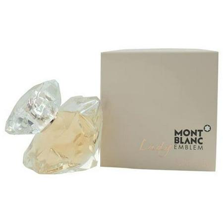Mont Blanc Lady Emblem Eau de Parfum Spray for Women - 2.5