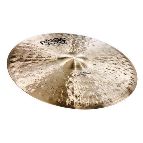 Paiste �Twenty� Masters Collection 20� Dark Crash Ride Cymbal by Paiste
