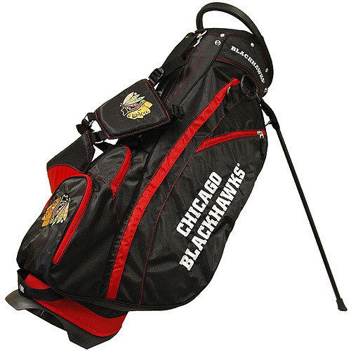 Team Golf NHL Chicago Blackhawks Fairway Golf Stand Bag