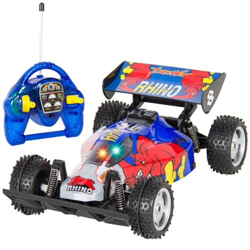 Blue Rhino RC Remote Control Super Fast Racing Car Buggy Vehicle Great Gift