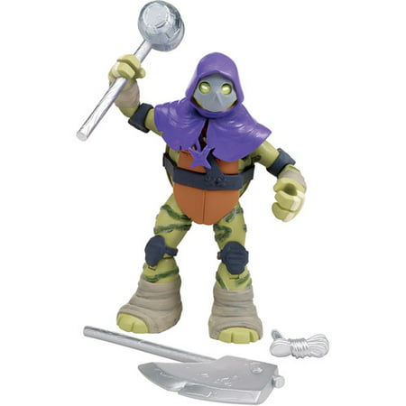 Teenage Mutant Ninja Turtles Basic Action Figure, Mystic - Teenage Mutant Ninja Turtles Donatello Bo Staff
