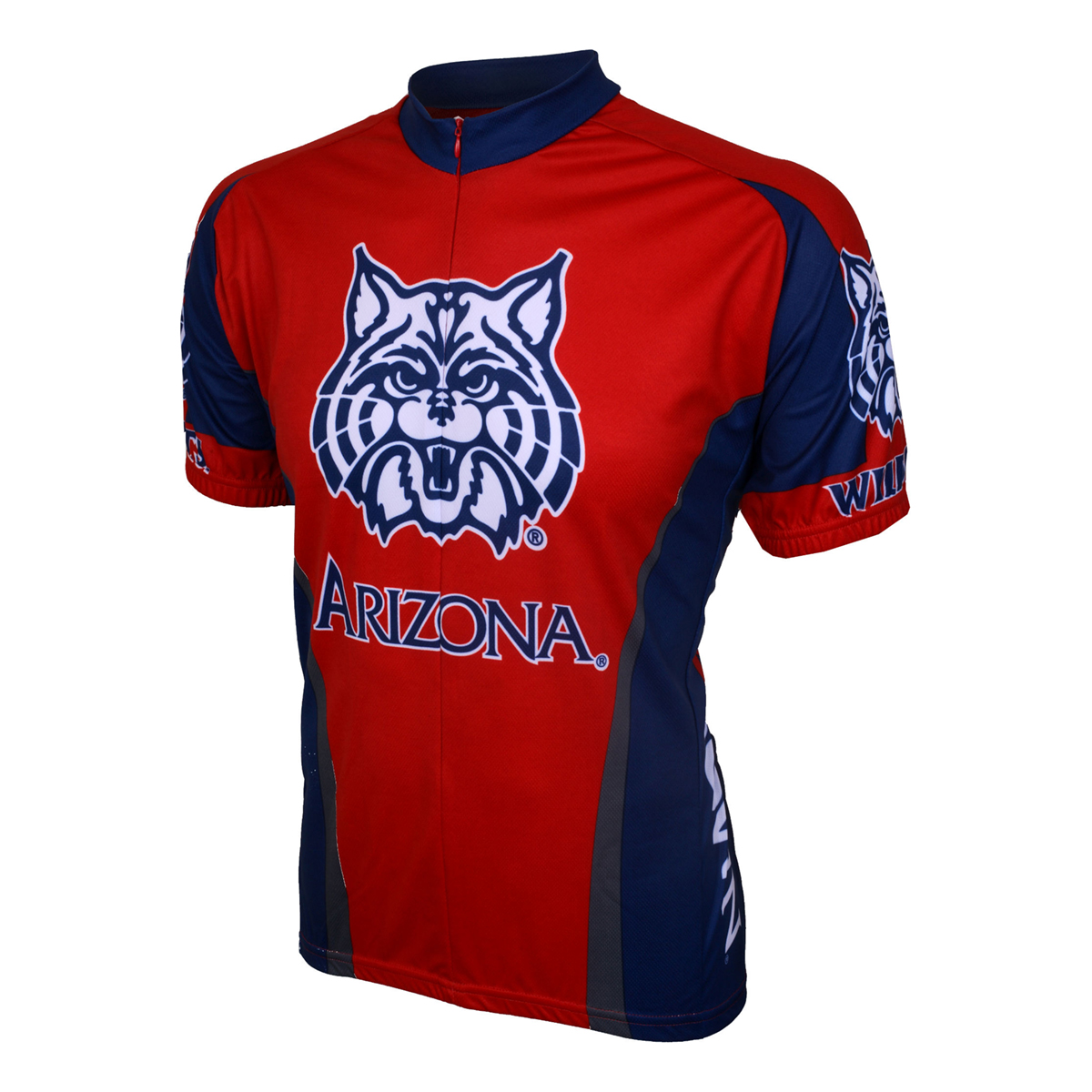 Adrenaline Promotions University of Arizona Wildcats Cycling Jersey