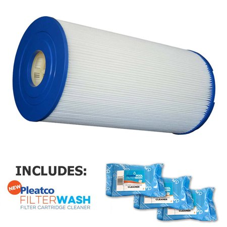 Pleatco Cartridge Filter Psd65 2 Sundance 65  2 5 8   I D   6540 481 W  3X Filter Washes