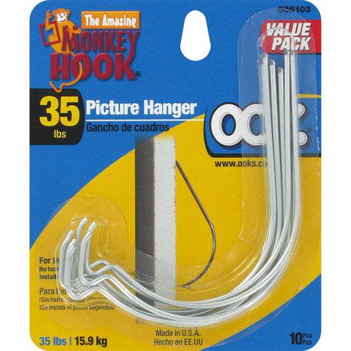 Ook 35 lb Monkey Hook Picture Hanger