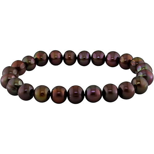 8-8.5mm Brown Cultured Freshwater Pearl