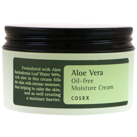 Cosrx  Aloe Vera Oil-Free Moisture Cream  3 52 oz  100