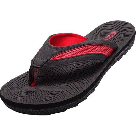 57b2b0b09a146 Norty Mens Summer Comfort Casual Thong Flat Flip Flops Sandals Slipper  Shoes