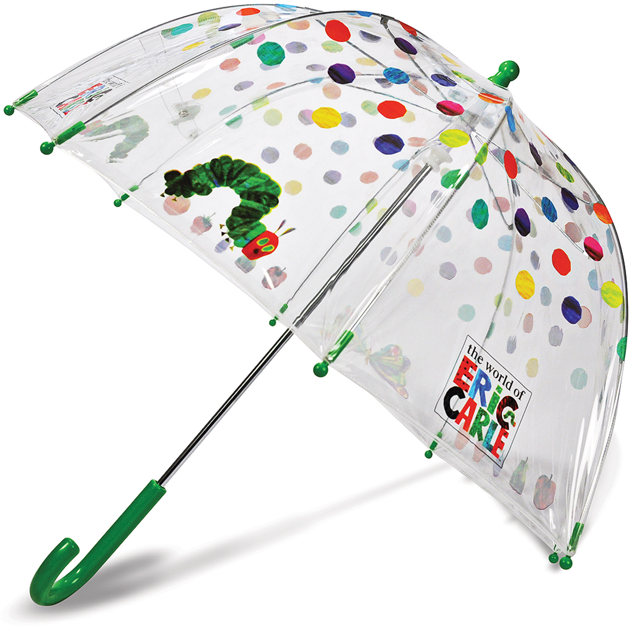 World of Eric Carle The Very Hungry Caterpillar Bubble Umbrella