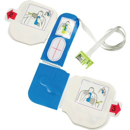 ZOLL, ZOL8900080001, Medical AED Plus Defibrillator 1-piece Electrode Pad, 1 Each
