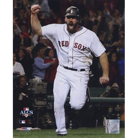 Kevin Youkilis Game 5 of the 2008 ALCS Sports Photo