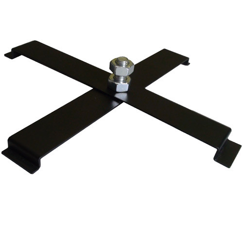 OPTIMA Black Floor PAR CAN Stand 4 legs