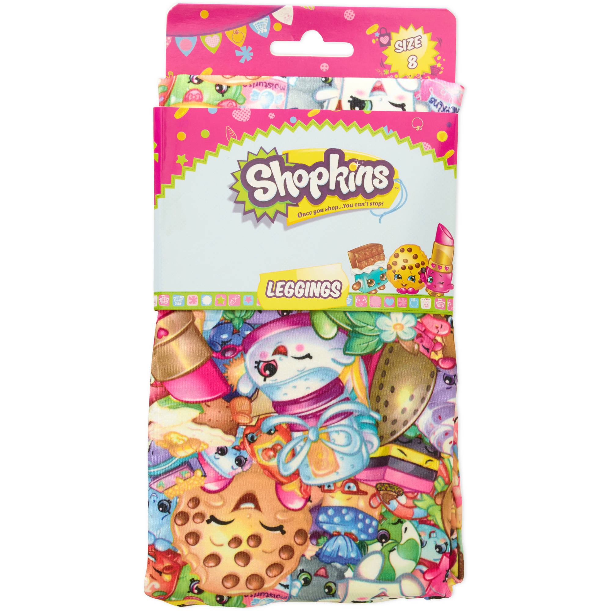Shopkins Girls' Shopkins Bunch Leggings