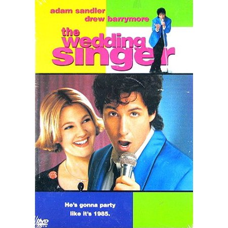 The Wedding Singer (DVD) (The Wedding Singer Best Man Speech)