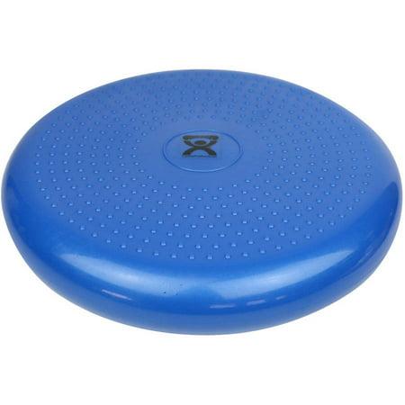 CanDo Inflatable Vestibular Disc, Blue, 14