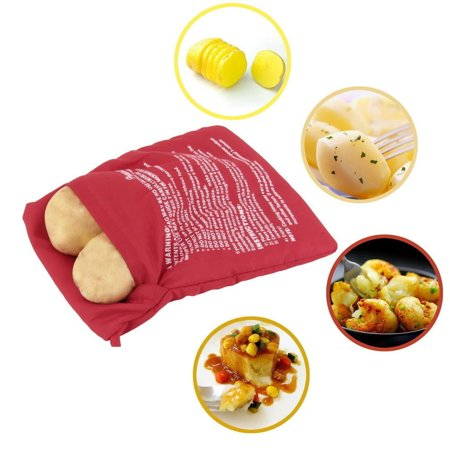 Microwave Potatoes Bag Baked Potato Cooking Tools Kitchen Supplies Hot Name