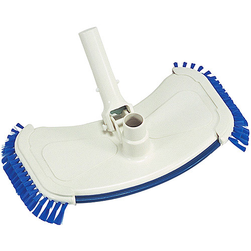 Swim N Play Deluxe Large Vacuum Head with Side Brush
