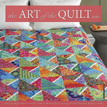 Willow Creek Press 2020 Art of the Quilt Wall (The Art Of The Quilt 2015 Calendar)