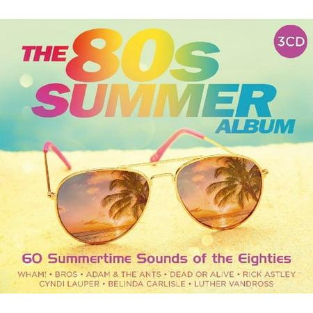Summer Album (80s Summer Album / Various (CD))