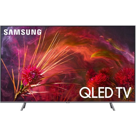 Samsung QN82Q8FNBF 82-inch 4K Ultra HD LED Smart TV - 3840 x 2160 - Clear Motion Rate 240 - Dolby Digital Plus - Wi-Fi - HDMI ()