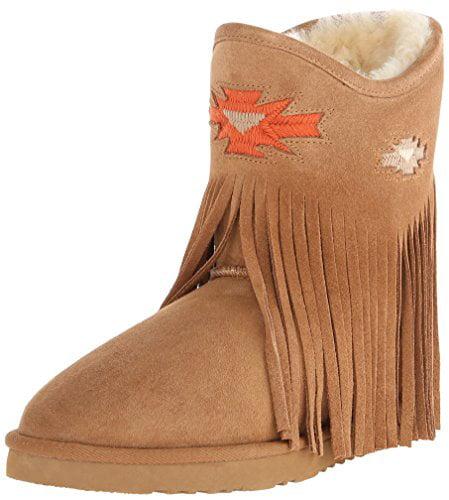 Koolaburra Women's Haley Ankle Deco Boot by Koolaburra