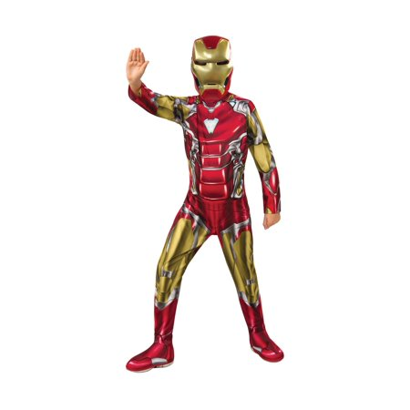 Avengers: Endgame Kids Iron Man (New Suit) Costume - Ironman Kids Costume