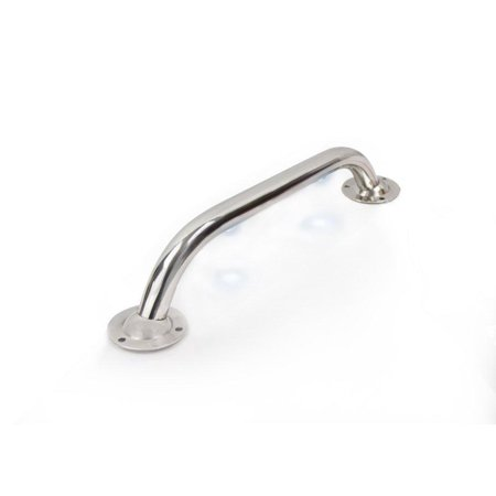 """Stainless Steel Boat Handrail W/ LED Lights, 12""""x7/8"""" - image 1 of 2"""