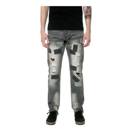 Born Fly Mens The Alien Pant Denim Regular Fit - Alien Pants