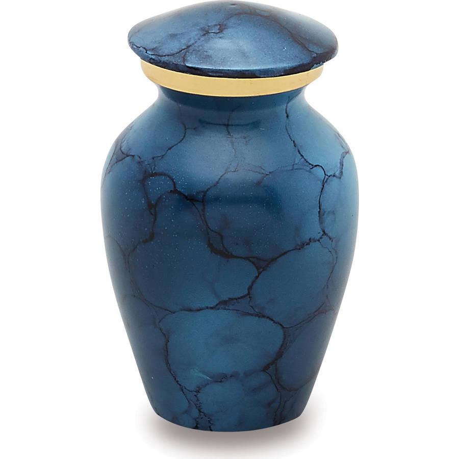Urns Direct 2U Mystic Blue Token Urn, Set of 2