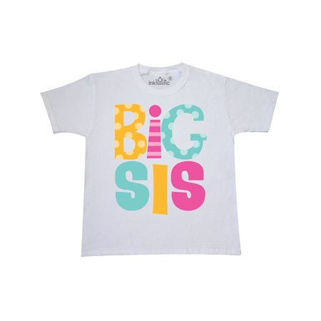 Big Sis Announcement New Sister Youth T-Shirt