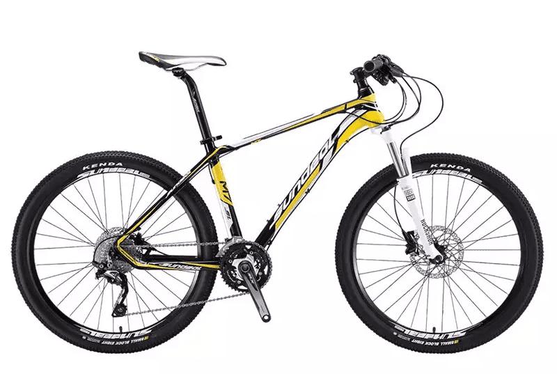 "M7-SL 26"" Hardtail Mountain Bike Avid Hydro Disc Shimano SLX 3 x 10s New by"