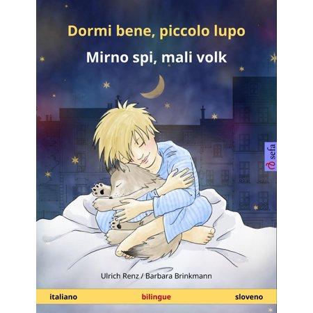 Dormi bene, piccolo lupo – Mirno spi, mali volk (italiano – sloveno). Libro per bambini bilingue, da 2-4 anni - eBook](Halloween Songs Per Bambini)