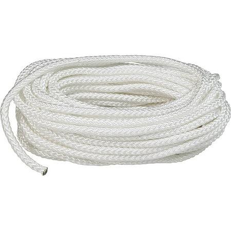 SeaSense Multi-Purpose Nylon Diamond Braid Rope, 1/4