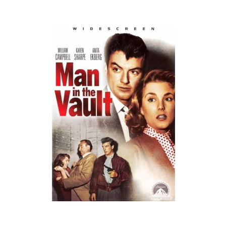 Man in the Vault (DVD)](The Vaults Halloween 2017)