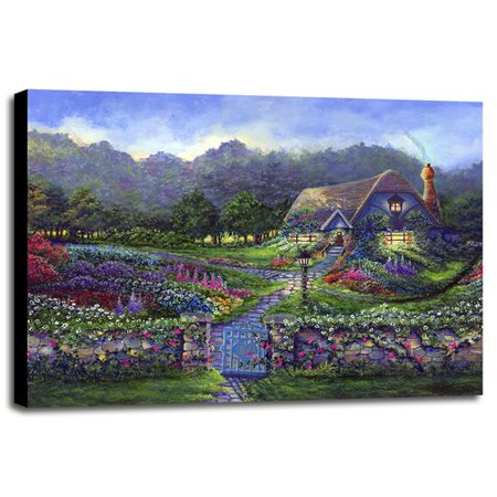 August Grove 'Garden Gate' - Halloween Grove Gardens