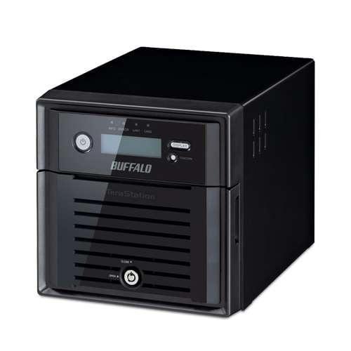 BUFFALO TeraStation 5200 TS5200D0202 2TB NAS - (2x1TB), 2 x RJ45 Ports, 47 Watts