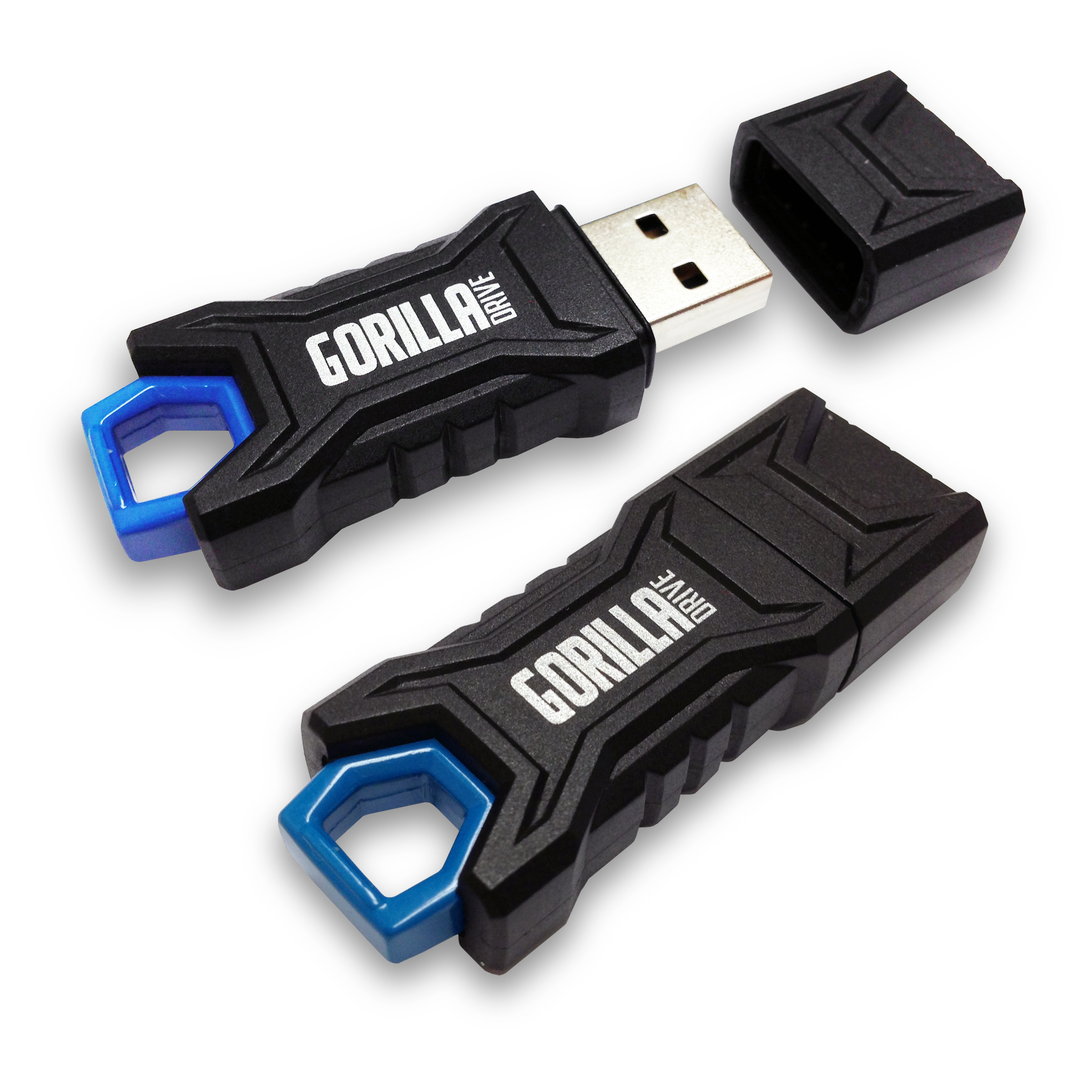 GorillaDrive 32GB Ruggedized USB Flash Drive