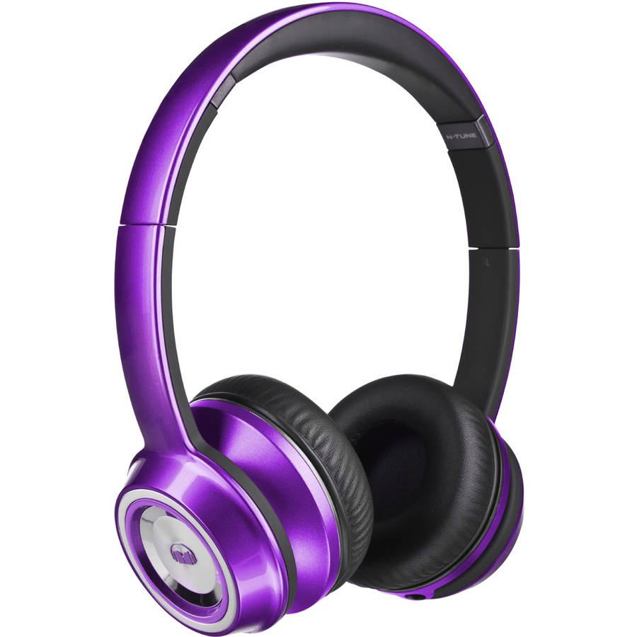Audifonos Monstruo NTune en auriculares con ControlTalk, colores surtidos + Monster en Veo y Compro
