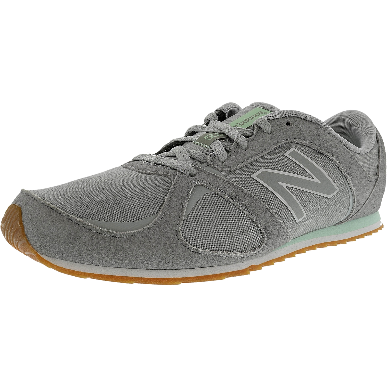 New Balance Women's Wl555 Dl Ankle-High Fabric Cross Trainer Shoe 6W by New Balance