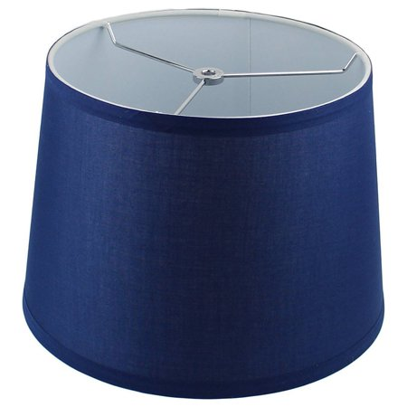 Urbanest French Drum Lamp Shade, Cotton, 10x12x8 1/2