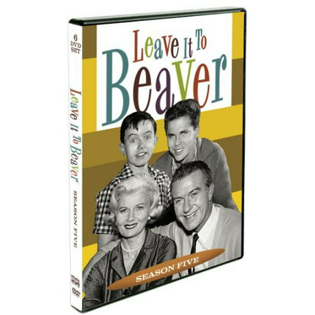 Leave It To Beaver: Season 5 (DVD) (Dr Foster And Smith 10 Off Coupon)