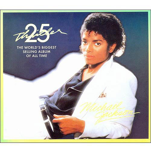 Thriller (25th Anniversary Limited Edition) (Includes DVD)