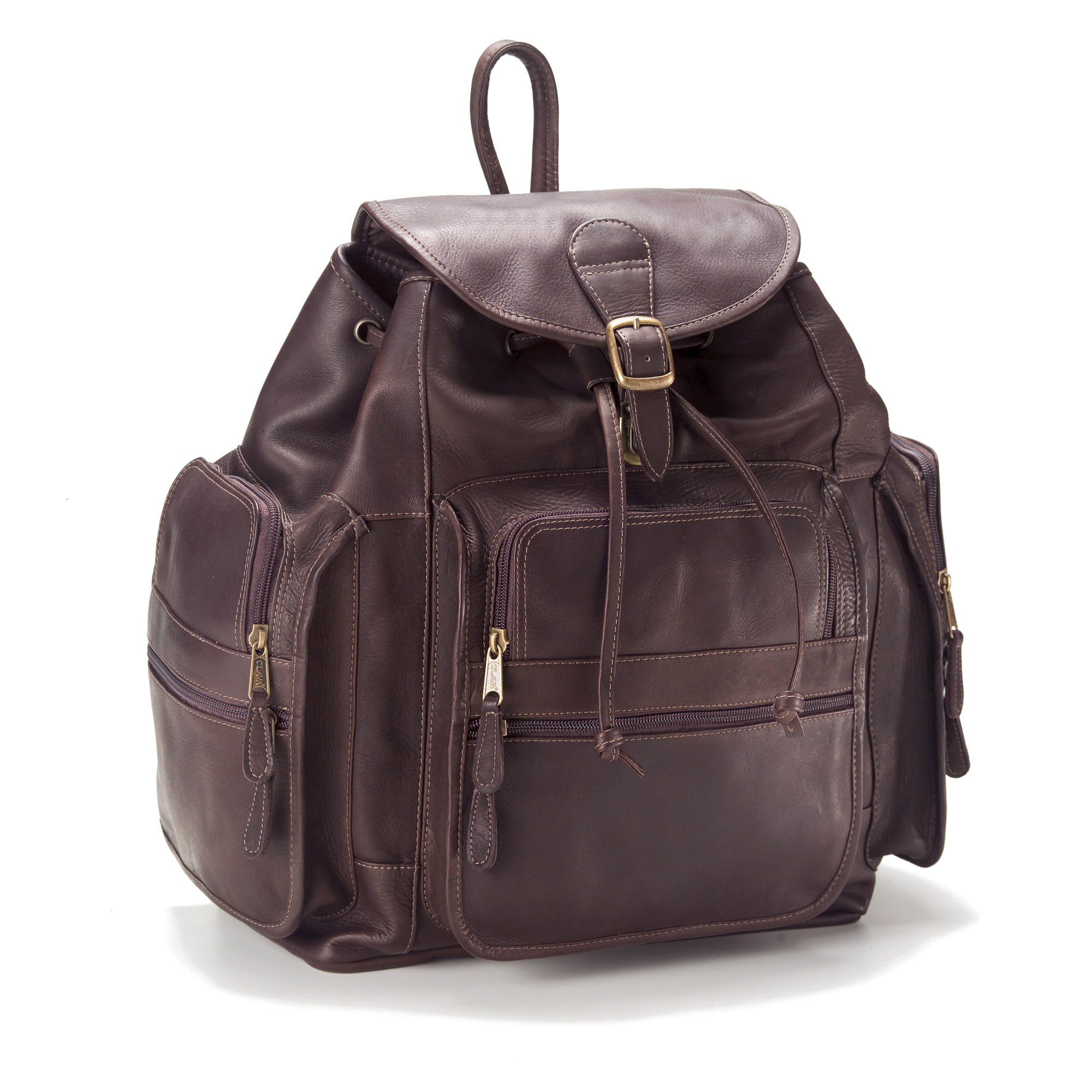 Clava XL Leather Backpack