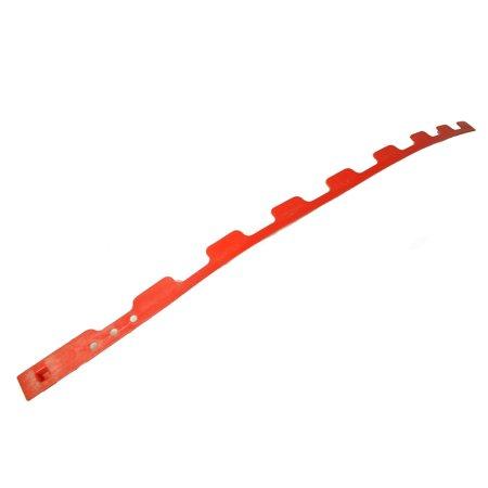 Rainbow Power Nozzle Slide Valve, color red, Fits: D3, D4, SE power nozzles