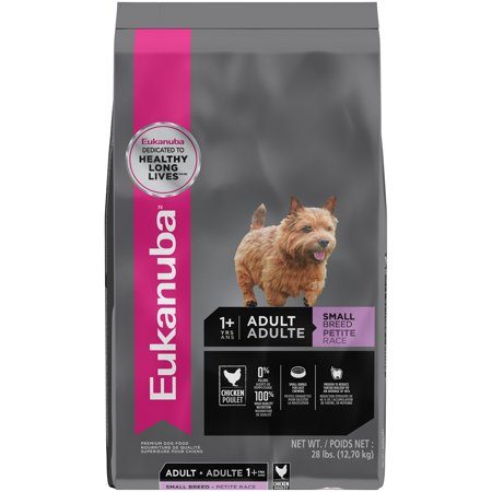 Eukanuba Adult Small Breed Dry Dog Food, 28 (Eukanuba Dachshund)