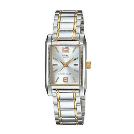 Women's Classic Watch Japan Quartz Mineral Crystal (Classic Wave Womens Quartz Watch)