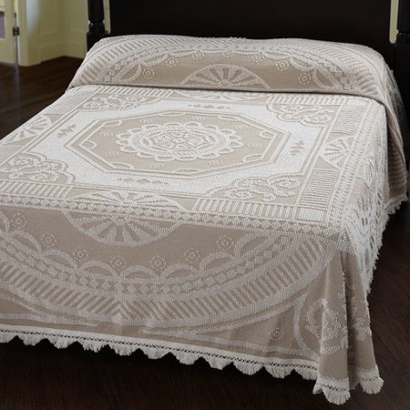 Maine Heritage Weavers John Adams Bedspread