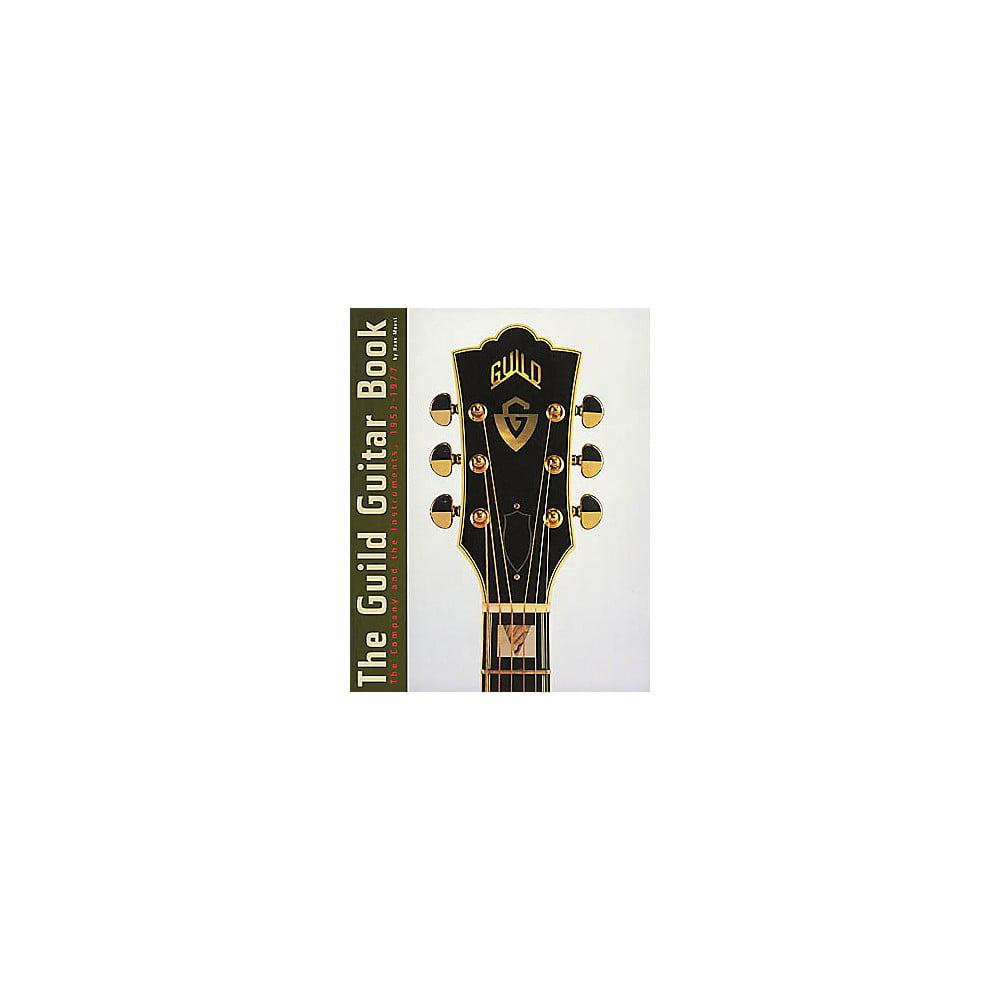 Hal Leonard The Guild Guitar Book