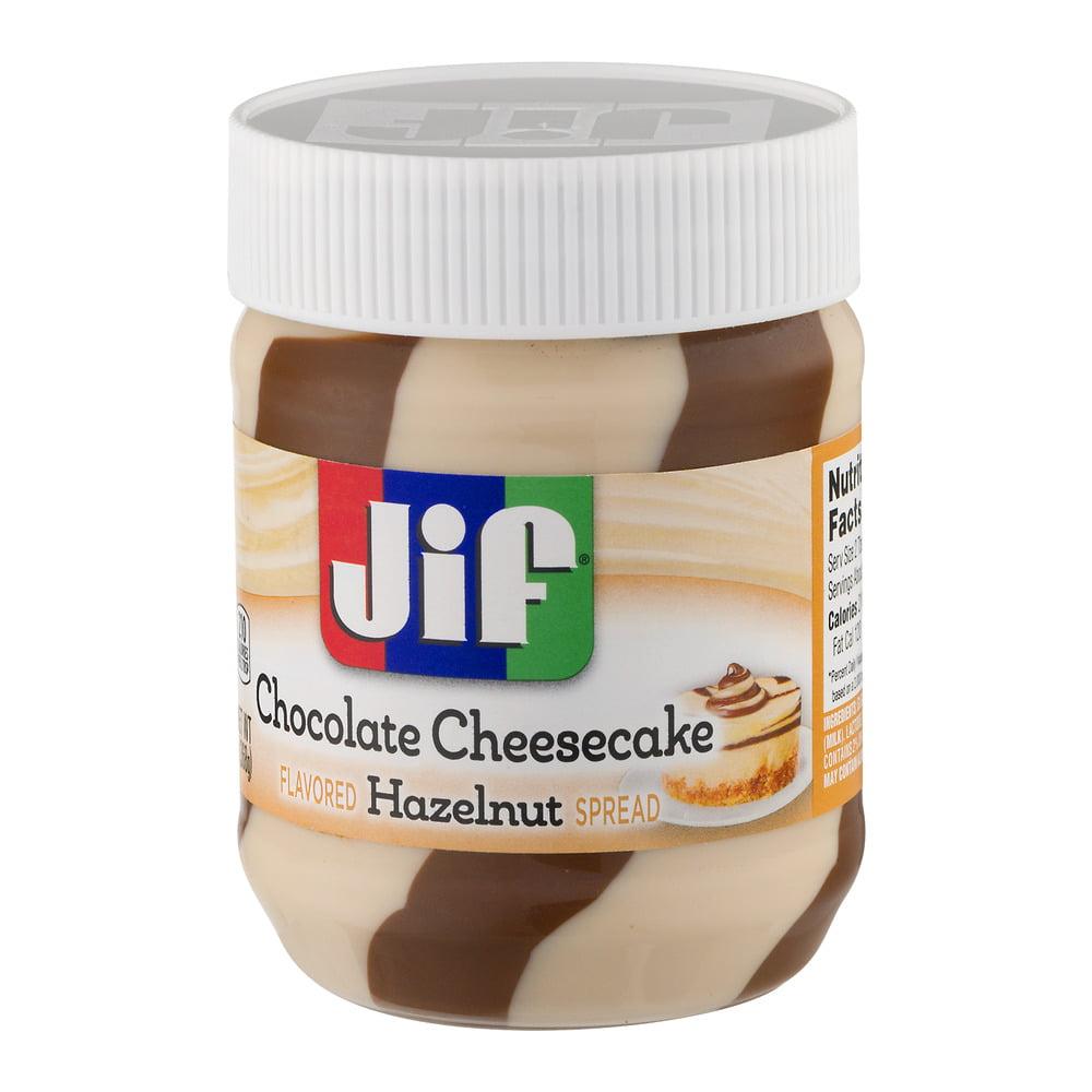 Jif chocolate spread